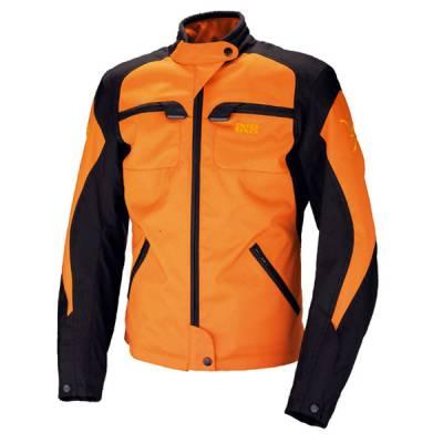 iXS B-Ware Textiljacke Cheyenne, orange-schwarz