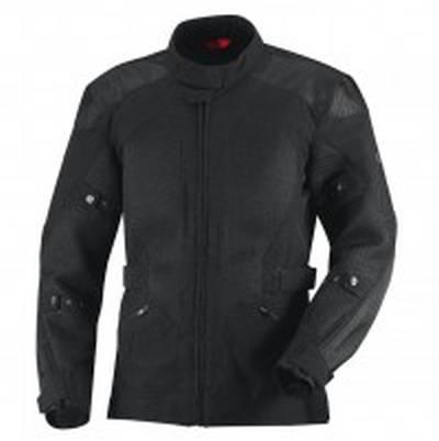 iXS Bel Air Damen Motorradjacke, schwarz