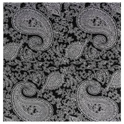 iXS Boa Universaltuch Halstuch, gothic, schwarz-weiß