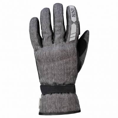 iXS Classic Damen Handschuh Torino-Evo-ST 3.0, schwarz-grau