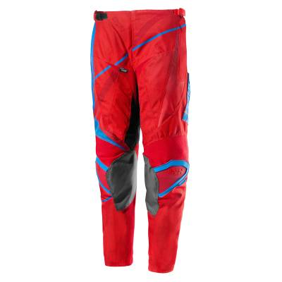 iXS Cross Hose Hurricane Kids, rot-blau