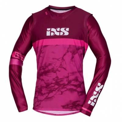 iXS Cross Shirt Trigger, pink