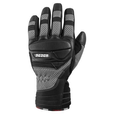 iXS Damen Handschuh Cartago, schwarz-grau