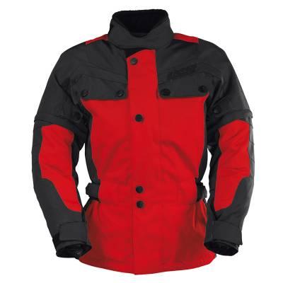 iXS Explorer Jacket 2, schwarz-rot