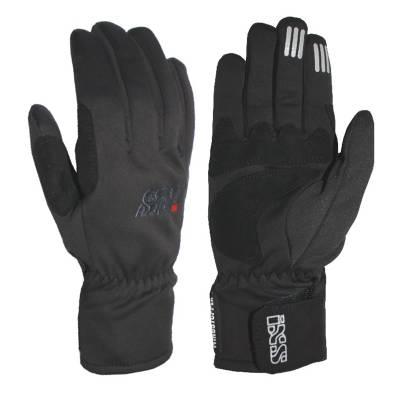 iXS Handschuh Almeria, schwarz