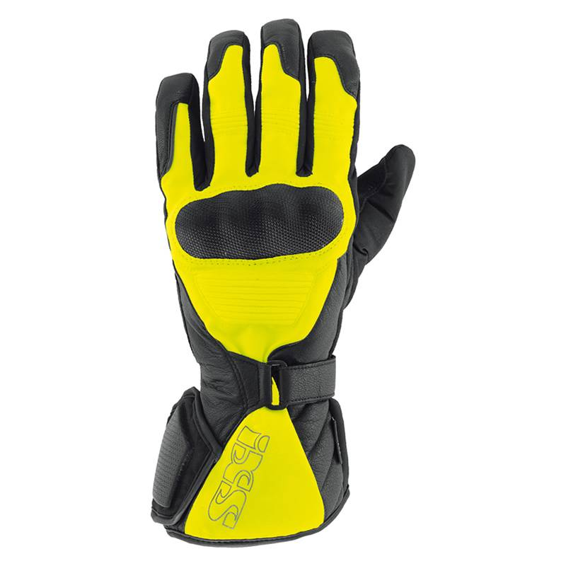 iXS Handschuh Baltical, Damen-gelb-schwarz