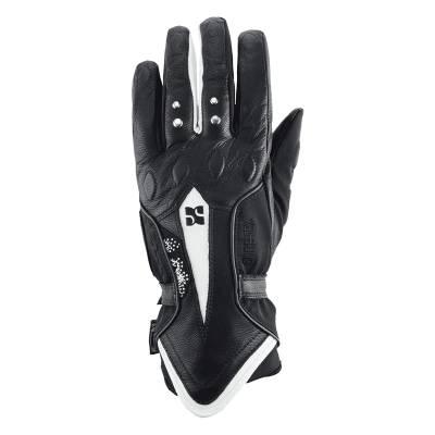 iXS Handschuh Nira, Damen, schwarz-weiß