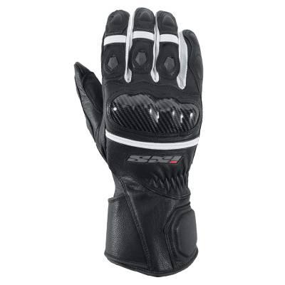 iXS Handschuh Novara Evo, schwarz-weiß