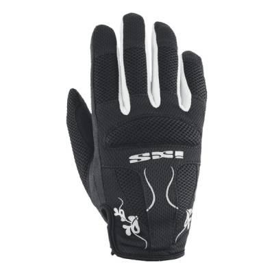 iXS Handschuh Smart Damen, schwarz-weiß