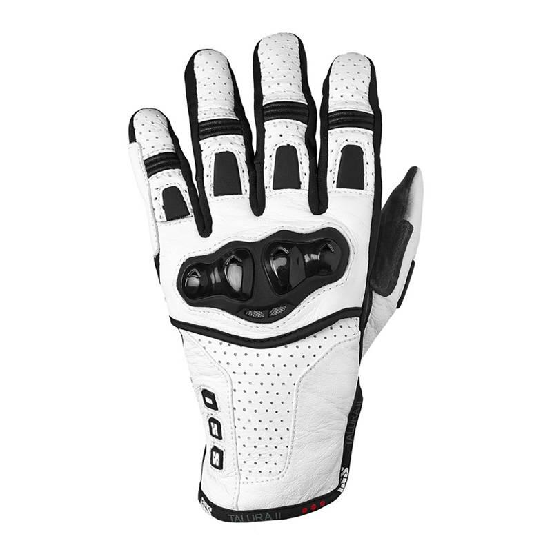 iXS Handschuh Talura 2, weiß-schwarz