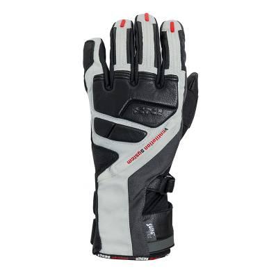 iXS Handschuhe Adventure, grau schwarz