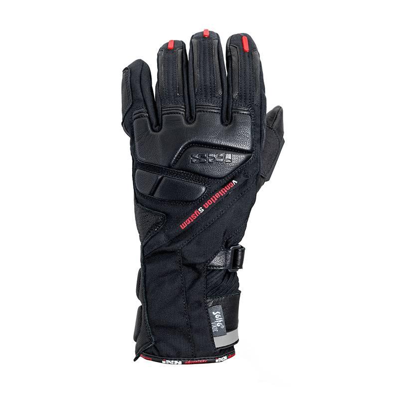iXS Handschuhe Adventure, schwarz
