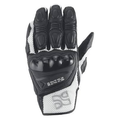iXS Handschuhe Fresh, schwarz-weiß