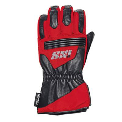 iXS Handschuhe Mirage, schwarz-rot