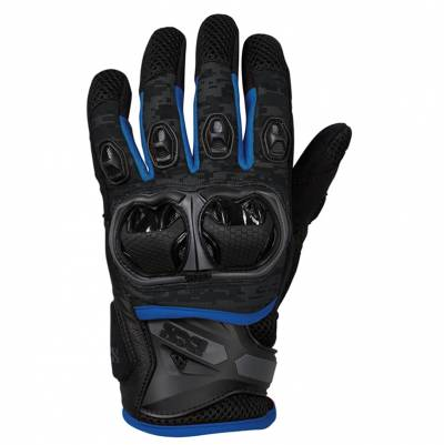 iXS Handschuhe Montevideo Air S, schwarz-grau-blau