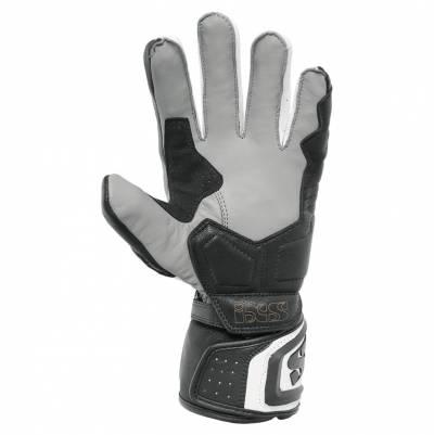 iXS Handschuhe RS-100, schwarz-weiß