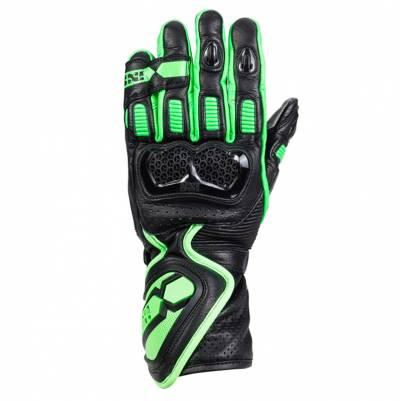 iXS Handschuhe RS-200 2.0, schwarz-grün