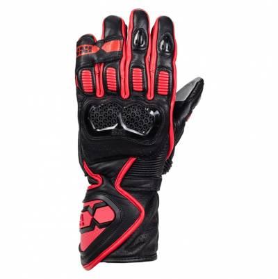 iXS Handschuhe RS-200 2.0, schwarz-rot