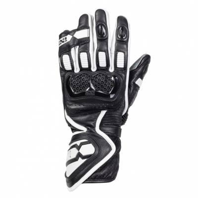 iXS Handschuhe RS-200 2.0, schwarz-weiß