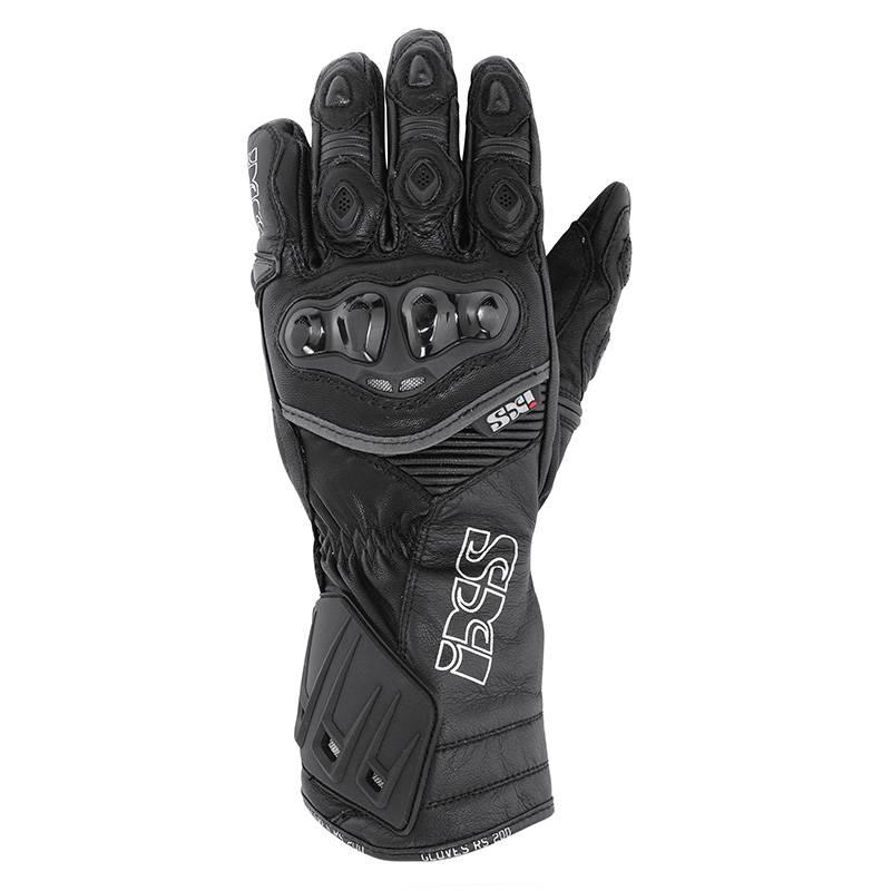 iXS Handschuhe RS 200, schwarz