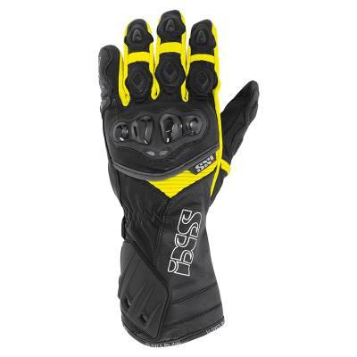 iXS Handschuhe RS 200, schwarz-gelb