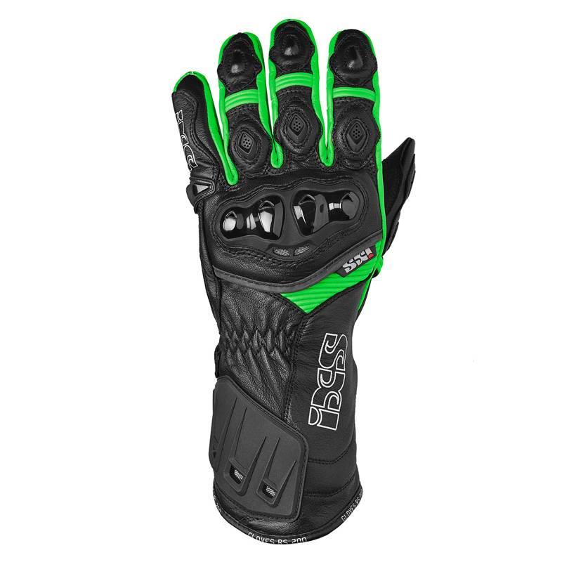 iXS Handschuhe RS 200, schwarz-grün