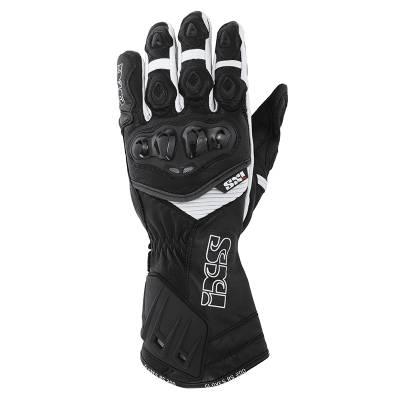 iXS Handschuhe RS 200, schwarz-weiß