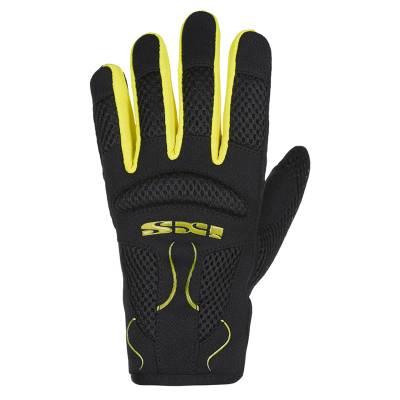 iXS Handschuhe Samur Damen, schwarz-gelb