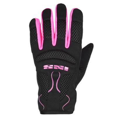 iXS Handschuhe Samur Damen, schwarz-pink