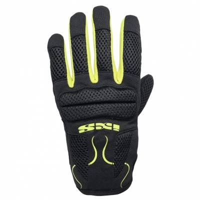 iXS Handschuhe Samur Evo Damen, schwarz-fluogelb