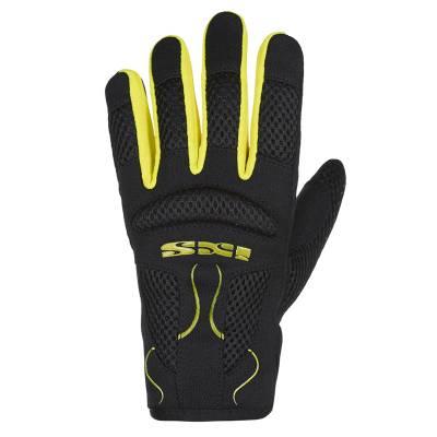 iXS Handschuhe Samur, schwarz-gelb