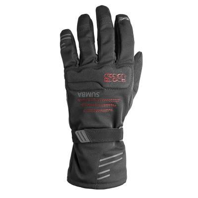 iXS Handschuhe Sumba, schwarz