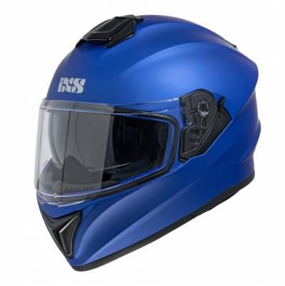 iXS Helm 216 1.0, blau matt