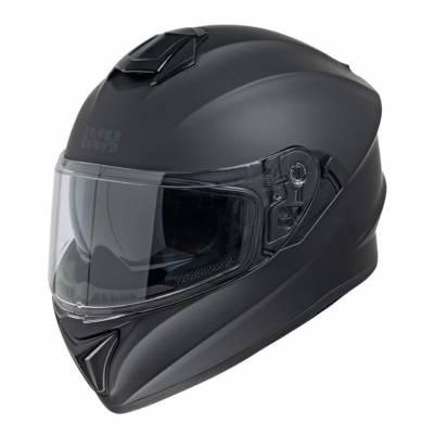 iXS Helm 216 1.0, schwarz matt
