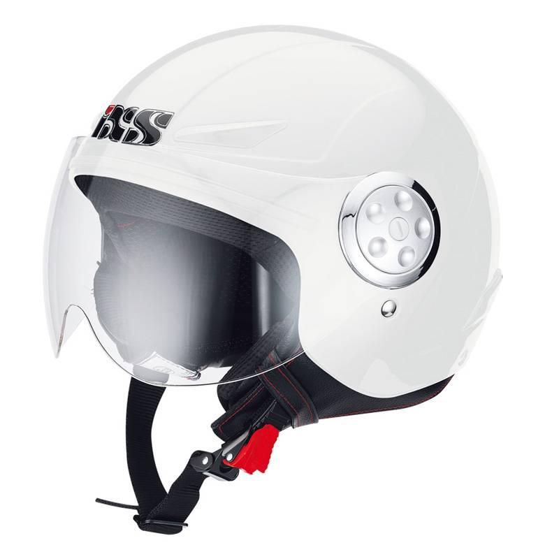 iXS Helm HX 109 Kid, weiß