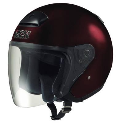 iXS Helm HX 118, bordeaux