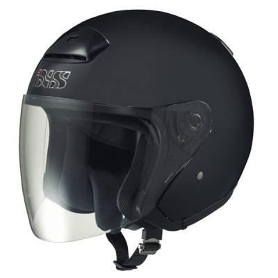 iXS Helm HX 118, schwarz-matt
