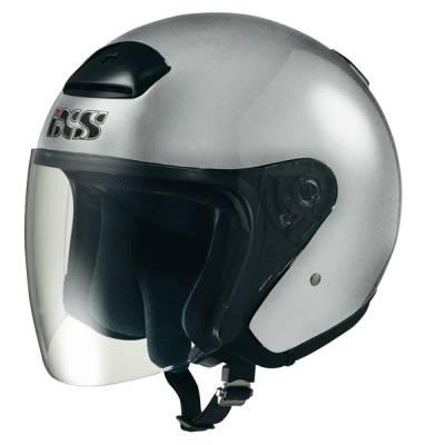 iXS Helm HX 118, silber