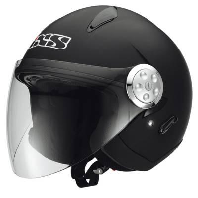 iXS Helm HX 137, schwarz-matt