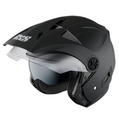 iXS Helm HX 145, schwarz-matt