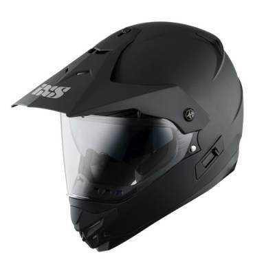 iXS Helm HX 207 Atlas, schwarz-matt