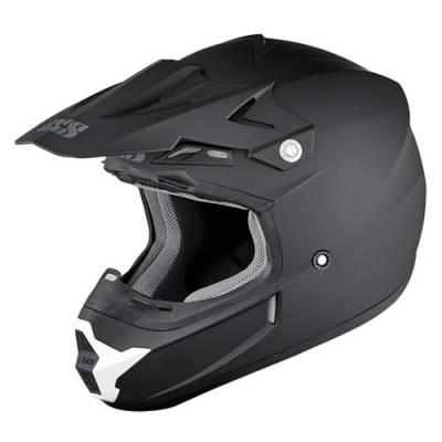 iXS Helm HX 261, schwarz-matt