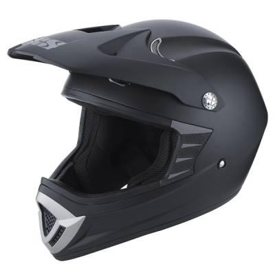 iXS Helm HX 276, schwarz-matt
