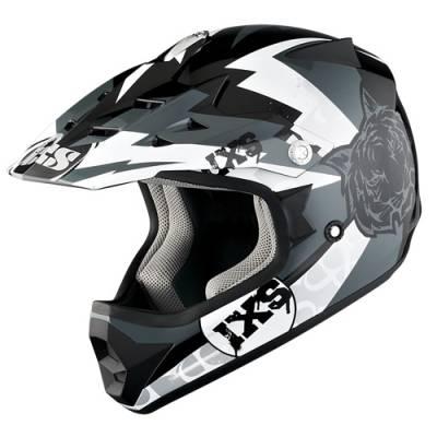 iXS Helm HX 278 Tiger Cross-Helm / Downhill Kids