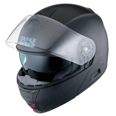 iXS Helm HX 325, schwarz-matt