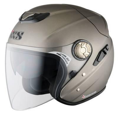 iXS Helm HX 91, dunkelgrau-matt