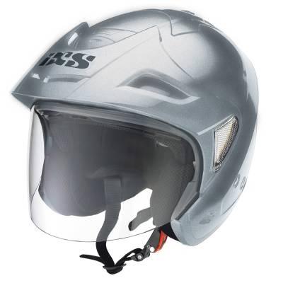 iXS Helm HX 95, silber