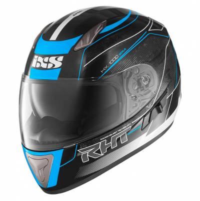 iXS Helm HX1000 Scale (17), schwarz-blau-grau