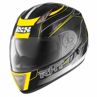 iXS Helm HX1000 Scale (17), schwarz-gelb-weiß