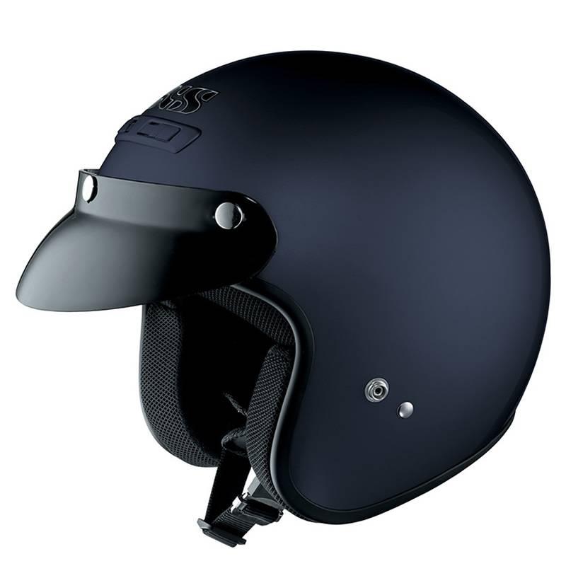 iXS Helm HX104, matt-schwarz